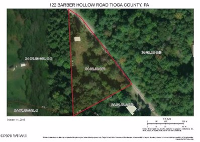 122 Barber Hollow Road, Tioga, PA 16946 - #: WB-91650