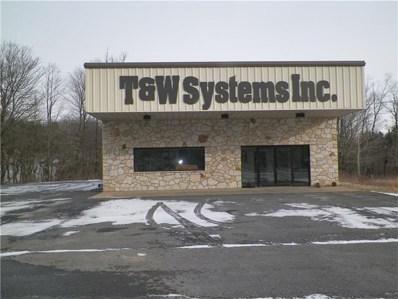 21650 NE Route 119 NE, Punxsutawney, PA 15767 - #: 1321675