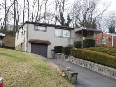 167 Cedarcove St., Pittsburgh, PA 15227 - #: 1327042