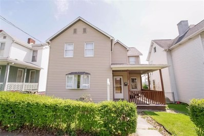 204 EVANS STREET, Uniontown, PA 15401 - #: 1327928