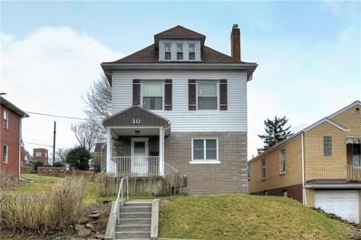 30 Sumner Avenue, Pittsburgh, PA 15221 - #: 1330671