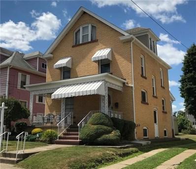 919 Warren Avenue, New Castle\/4th, PA 16101 - #: 1334316