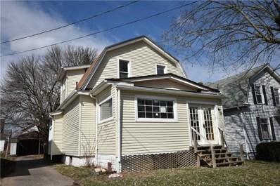 911 Warren Ave, New Castle\/4th, PA 16101 - #: 1334812