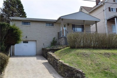 206 Washington St, Munhall, PA 15120 - #: 1335430