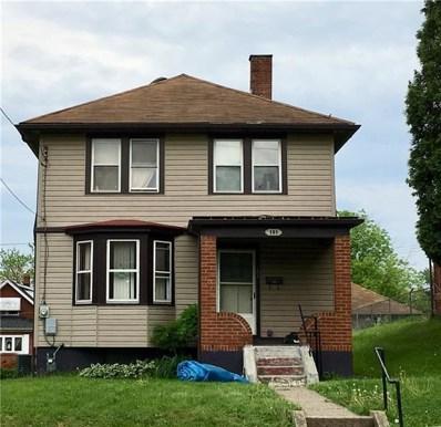 181 Carnegie Ave, Clairton, PA 15025 - #: 1336632
