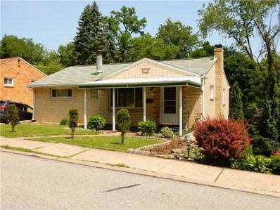 321 E Garden Road E, Brentwood, PA 15227 - #: 1342042