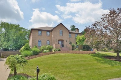 163 DRUID DRIVE, Peters Twp, PA 15317 - #: 1344127