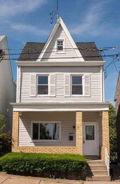 1047 Mount Oliver Street, Pittsburgh, PA 15210 - #: 1344161