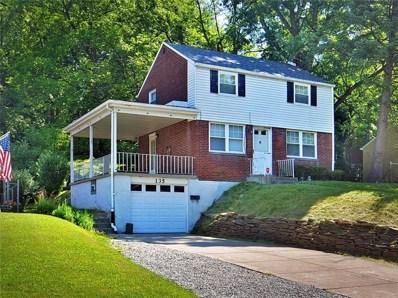135 Morlow Dr, Penn Hills, PA 15235 - #: 1347625