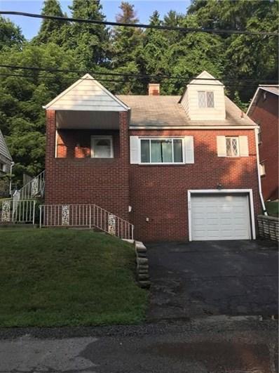 210 Berkley Ave, Forest Hills Boro, PA 15221 - #: 1349719