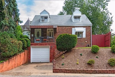 606 Cliff Avenue, Pittsburgh, PA 15202 - #: 1352720