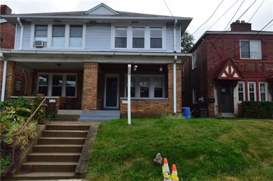 958 Kennebec, Squirrel Hill, PA 15217 - #: 1354337