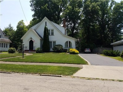 122 E Fairfield Ave, New Castle, PA 16105 - #: 1354339
