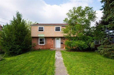 102 Crescent Gardens Dr, Penn Hills, PA 15235 - #: 1355366