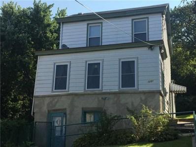 1231 Dagmar Ave, Beechview, PA 15216 - #: 1356051