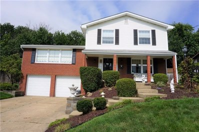 413 FRANKLIN HEIGHTS DRIVE, Monroeville, PA 15146 - #: 1356092