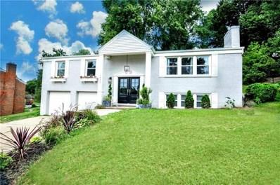 1227 Fernridge Dr, Upper St. Clair, PA 15241 - #: 1357682