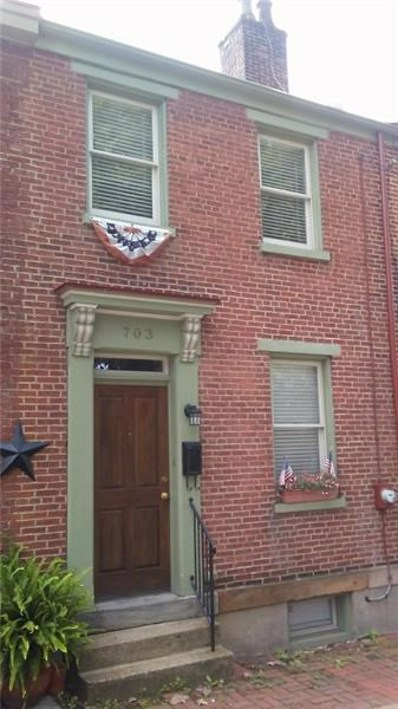 703 Armandale St, Central North Side, PA 15212 - #: 1358494