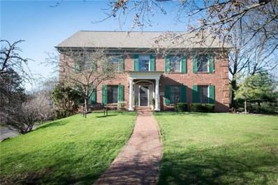 1237 Oak Park Court, Upper St. Clair, PA 15241 - #: 1359164