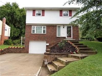 322 Lime Oak Drive, Penn Hills, PA 15235 - #: 1360805