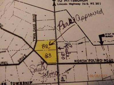 Lot #83 South Folina, Shanksville, PA 15560 - #: 1361004
