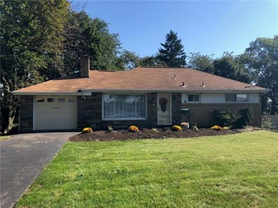 512 Fort Couch Rd, Upper St. Clair, PA 15241 - #: 1362056