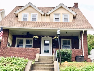 534 Orchard Ave, Bellevue, PA 15202 - #: 1362264