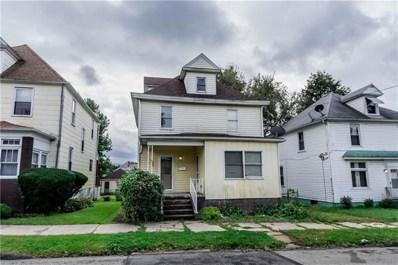136 EVANS STREET, Uniontown, PA 15401 - #: 1362578