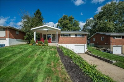 3763 Evergreen Dr, Monroeville, PA 15146 - #: 1362901