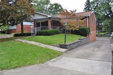 623 Snowball Road, Monroeville, PA 15146 - #: 1365074