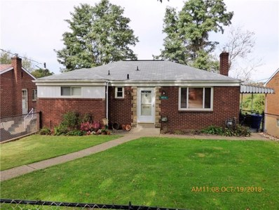 4914 Barberry St, Lincoln Place, PA 15207 - #: 1367151