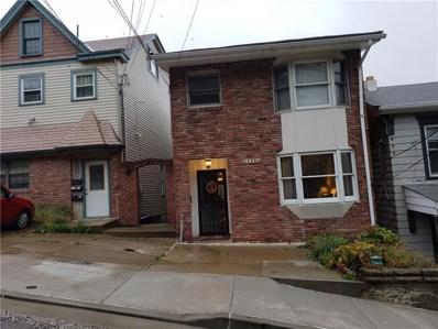428 William Street, Mt Washington, PA 15211 - #: 1368223