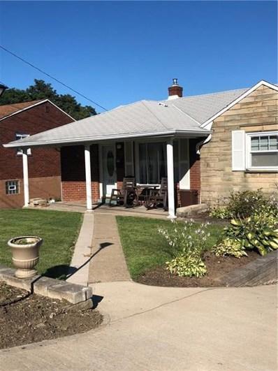 223 Glencoe Drive, West Mifflin, PA 15122 - #: 1381181