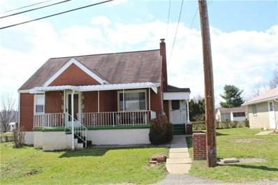 1201 Decker St, Jefferson Hills, PA 15025 - #: 1388260