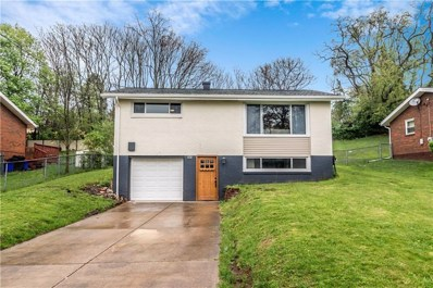 424 Valley View Dr, Monroeville, PA 15146 - #: 1393469