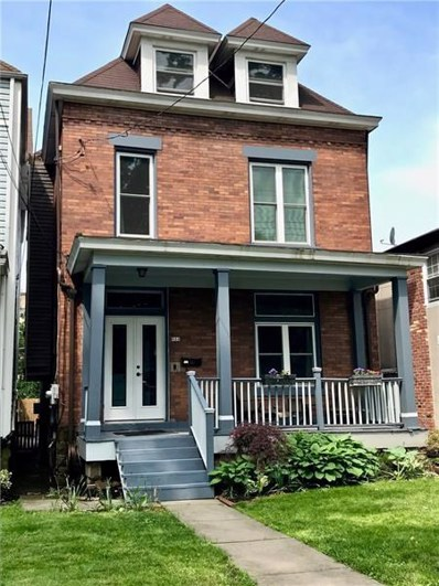 824 East End Avenue, Pittsburgh, PA 15221 - #: 1396541