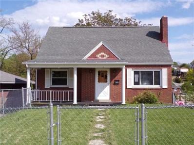 6 Huston St, Monessen, PA 15062 - #: 1398350