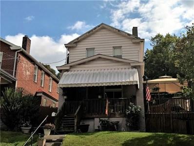 2807 Kenilworth St, Pittsburgh, PA 15226 - #: 1420453