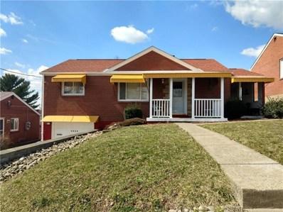 5024 Skylark Ave, West Mifflin, PA 15122 - #: 1422484