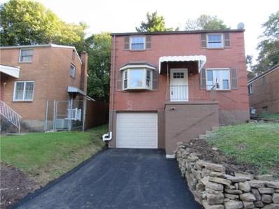 310 Sprucewood St, Carrick, PA 15210 - #: 1423074