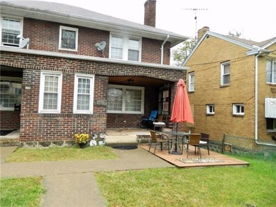 321 E Agnew Ave, Pittsburgh, PA 15210 - #: 1423667