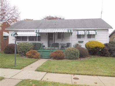 1821 Moore Avenue, North Apollo, PA 15673 - #: 1426436