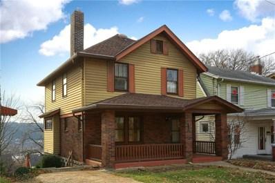 952 Jackman Ave, Pittsburgh, PA 15202 - #: 1429653
