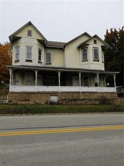 451 Main St, Rockwood Boro, PA 15557 - #: 1473282