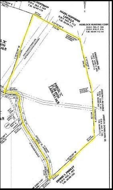 Lot C George Lane, E\/W Wheatfield Twp, PA 15954 - #: 1503565
