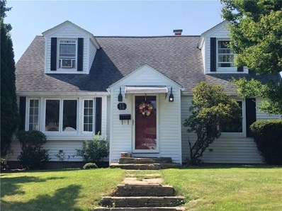 14 Luther St, Johnston, RI 02919 - #: 1200529