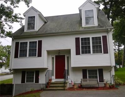 60 Meader St, Lincoln, RI 02865 - #: 1205297