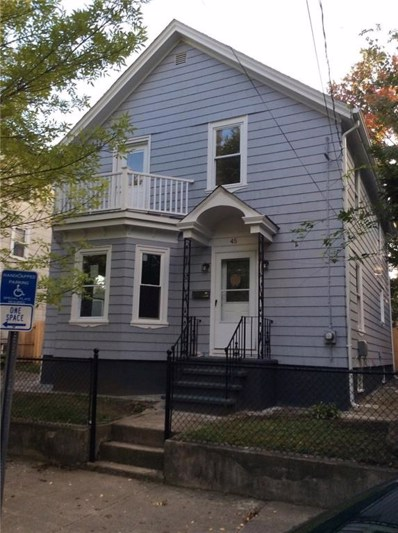 45 Arch St, Pawtucket, RI 02860 - #: 1205471