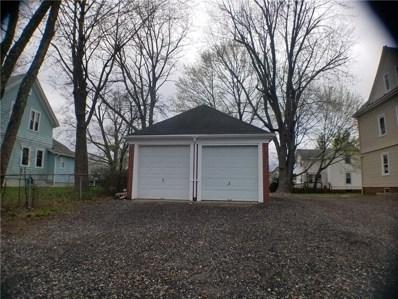219 Woodbine (Garage) St, Cranston, RI 02910 - #: 1221061