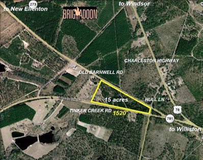 Old Barnwell Rd And Tinker Road, Aiken, SC 29853 - #: 98583
